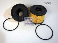 WESFIL FUEL FILTER FOR Peugeot 306 2.0L HDi 2000-2001 WCF100
