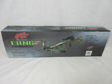 Precision Shooting Equip 18 Fang LT Crossbow Mossy Oak Country Camo 01320CY