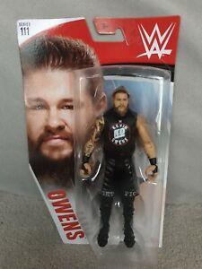 WWF WWE Basic Mattel Wrestling Figure Kevin Owens 111 New
