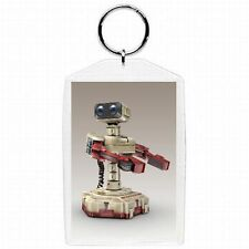 Nintendo Nes R.O.B Video Game Classic Box Cover Keychain New #2