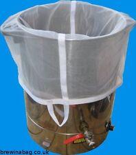 BAG for home brew BIAB beer Håndbryg meskeposen, birra, brassage, hyemmebrygging