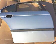 1997-03 BMW OEM REAR RIGHT DOOR   525i 528i 530i 540i  TITANIUM SILVER METALLIC