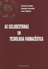 As Ciclodextrinas em Tecnologia Farmaceutica. ENVÍO URGENTE (ESPAÑA)