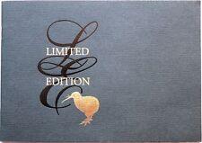NEUSEELAND 2000 1873-79 1688-94 LIMITED EDITION booklet Endangered Birds Vögel