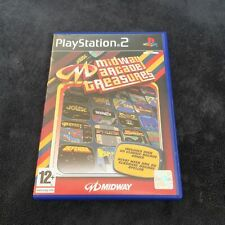 PS2 Midway Arcade Treasures EUR CD état neuf