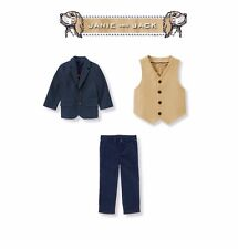 "Janie and Jack Boys ""Countryside Classic"" Collection 3 Piece Set NWT Size 6"