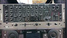 """Numark c3 FX c3fx karaoke 5 canal DJ-mezclador fiesta discoteca mesa de mezclas 19"""" rackmixer"""