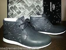 UGG hombre STAR WARS MILLENIUM del Hiperespacio Zapato Negro US 10 / EU 43/UK 9