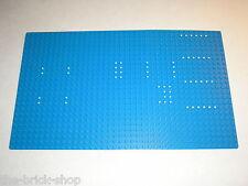 Plaque de base LEGO Vintage Baseplate 40 x 24 ref 3645p02 / set 369 Coastguard