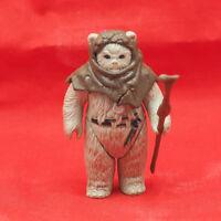 Vintage Star Wars Chief Chirpa Action Figure w/ Staff