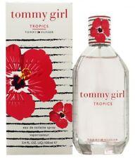 TOMMY HILFIGER TOMMY GIRL TROPICS EAU DE TOILETTE 100ML SPRAY - WOMEN'S. NEW