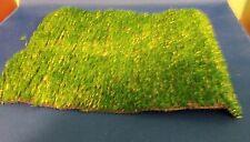 """Dollhouse Miniature 1:12 Scale 7 1/2"""" x 11"""" Grass Mat"""