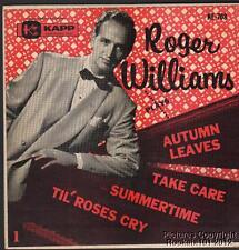 1955 Roger Williams Plays Volume 1 EP (Autumn Leaves + 3)