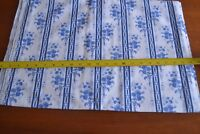 By 1/2 Yd, Blue & White Quilting Border, Timeless Treasures/FLEUR-C6371, M9039