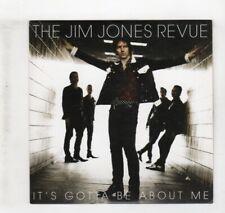 (IT394) The Jim Jones Revue, It's Gotta Be About Me - 2012 DJ CD