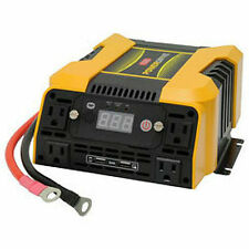 PowerDrive 1000 Watt Power Inverter w/ 4 AC 2 USB App w/ Bluetooth PD1000