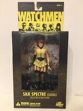 DC Direct Watchmen Series 2 - Silk Spectre (Classic) Figure