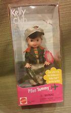 Kelly Club *Pilot Tommy 1999  #24595 MIB NRFB, Mattel Barbie NEW