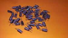 50x Elko 2,2µF / 50V 105°C 3,5x8mm Lelon 2,2uF