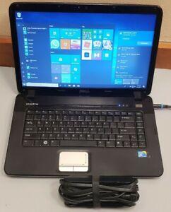"""Dell Vostro 1015 15.6"""" Intel Core 2 Duo 2.10Ghz 3GB RAM 250GB WEBCAM WIFI WIN 10"""