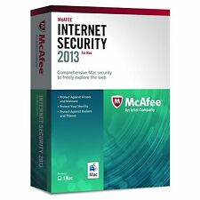 McAfee Software for Mac