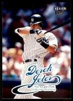 1999 Fleer Ultra (nn-3) Derek Jeter New York Yankees #30