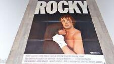 stallone ROCKY  !  affiche cinema boxe 1976