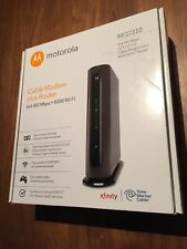 MOTOROLA MG7310 343 Mbps DOCSIS 3.0 N300 Cable Modem with Wi-Fi Router
