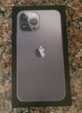 NEW Apple iPhone 13 Pro Max 5G 128GB Graphite T-Mobile MLKL3LL/A Priority Ship