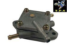 GOLF BUGGY CART METAL PETROL FUEL PUMP: YAMAHA 4-CYCLE G16 G20 G22 JN6-F4410