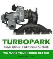 BorgWarner K03 Turbocharger VW Bora Jetta Audi Cars 1.8 TFSI Engine 53039700123