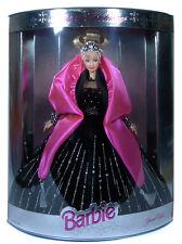 BARBIE - Poupée Happy Holidays 1998 blonde Mattel Special Edition neuve Misb