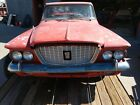 Plymouth Valiant Signat 200 Front Bumper 60 61 62  for sale