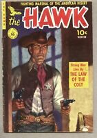 Hawk #1-1951 vg/vg- Murphy Anderson Ziff Davis / The Hawk