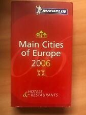 Guide Michelin Europe 2006