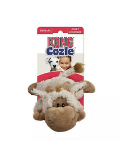 KONG Cozie Naturals Dog Puppy Toy Medium FAST & FREE POSTAGE
