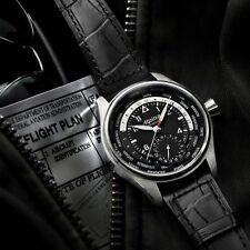 Alpina Startimer Pilot Manufacture Worldtimer 44mm Limited Edition 88/8888