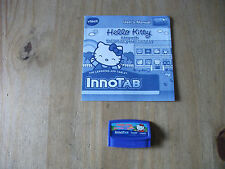 VTech InnoTab 1 2 3 Hello Kitty - A Day with Hello Kitty  - Game Cartridge