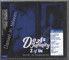 Do as infinity: 2 of Us Blue 14 Re:Singles (2016) CD & DVD SEALED