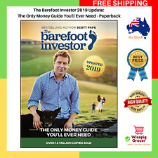The Barefoot Investor Book 2019 Scott Pape The Only Money Guide You'll Ever Need
