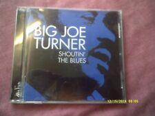 BIG JOE TURNER-SHOUTIN' THE BLUES CD