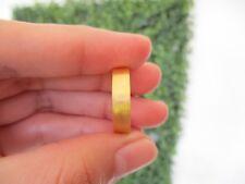 Yellow Gold Mens Wedding Ring 14k WR89 sep *