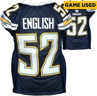 Larry English Chargers Game Used Jersey - Fanatics