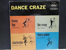 Dance craze RAY ANTHONY / STAN KENTON / PEE WEE HUNT EAP 1-927
