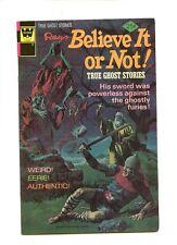 Ripley's Believe it or not! #64 (1976) Whitman VF+ 8.5