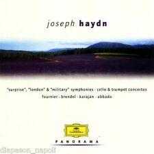 Haydn: Symphonies (Sinfonie e Concerti, Cello Concertos, Etc / Karajan, Abbado