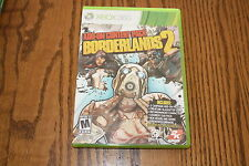 Borderlands 2 Add On Pack Xbox 360 Video Game Used Good Shape