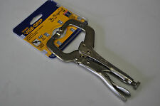 VISE GRIP 6R 6 INCH LOCKING C CLAMP  MADE IN USA BRAND NEW IN ORIGINAL PACKAGE