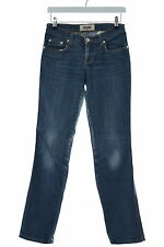 Moschino Womens Jeans W26 L30 Blue Cotton Straight