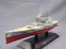 Eaglemoss 1/1100 Prince of Wales Battleship Warships Japanese Diecast Mini WS46